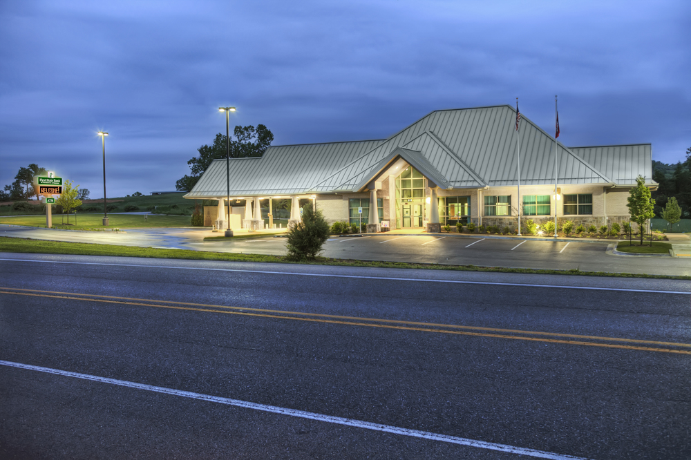 FIRST STATE BANK  -   HUNTSVILLE, AR