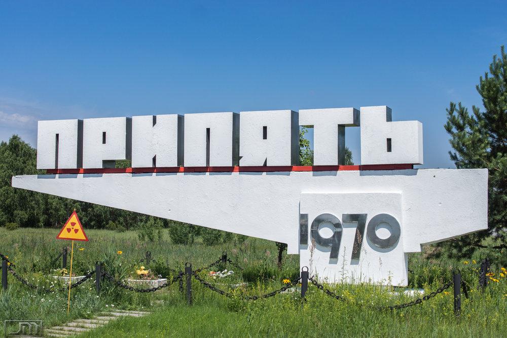 Chernobyl - Pripyat Sign.jpg