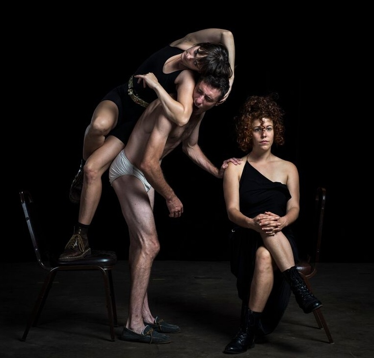 The Department of Improvised Dance (2015) / photo by Tim Walter