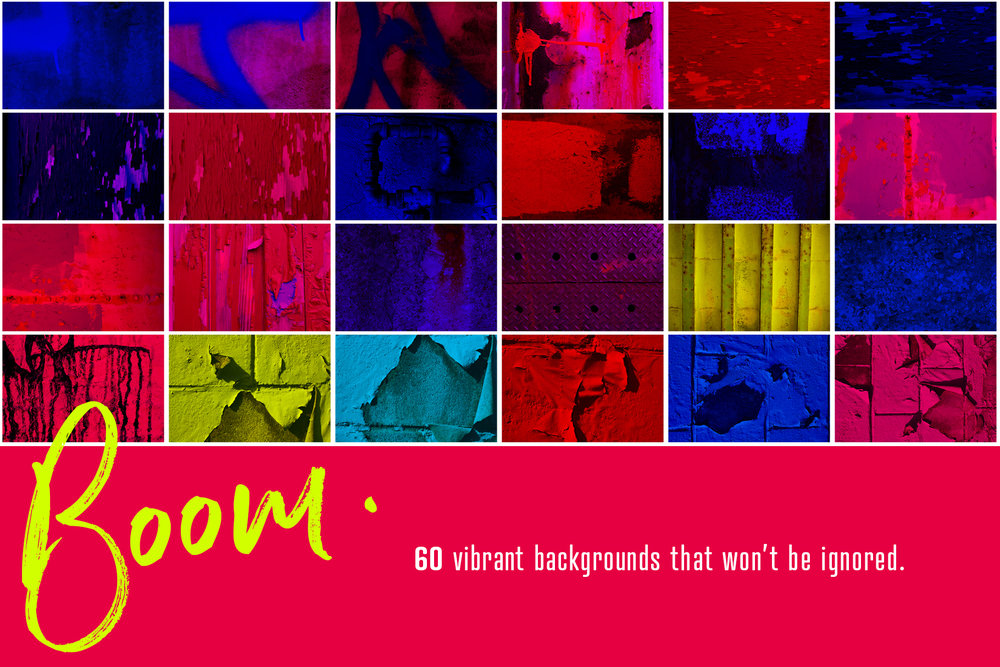 Boom background preview thumbnails 1/2.