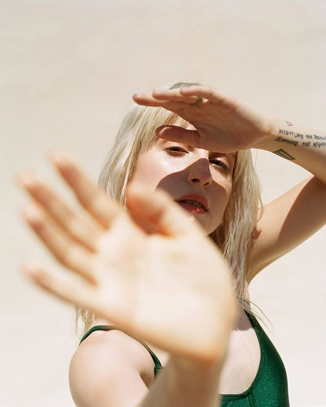 I am...absolutely enamored with this image of Hayley Williams for the Fader. I'm really digging After Laughter. And really looking up to Hayley as creative inspiration, outlook-on-life inspiration, and possibly hair inspiration 😏 (the cut not the color omg) anyways Jason Nocito freaking KILLED the photo game here. I'm done geeking now. Carry on.