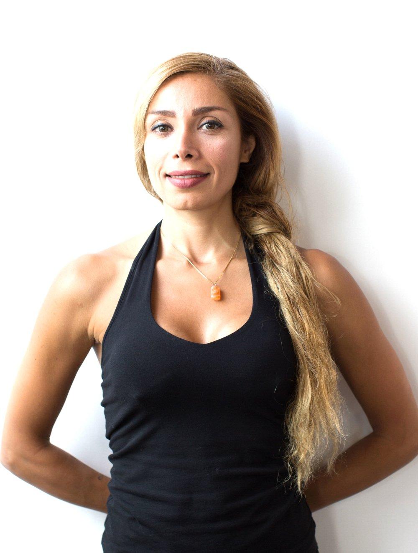 Laya Tehrani   Co-Owner Pilates & Barre Instructor