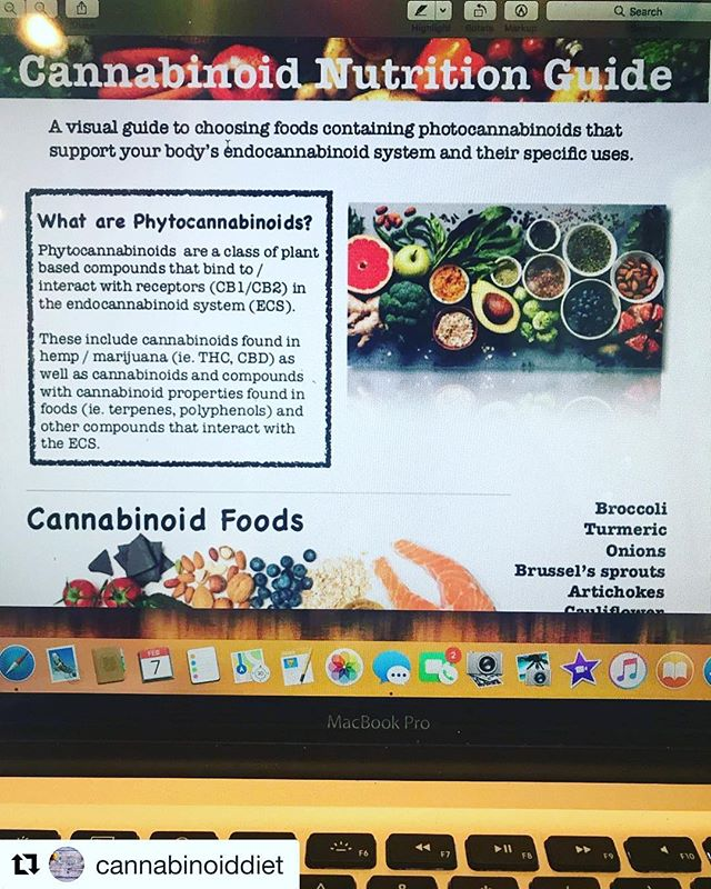 "Did you know there are cannabinoids in food that support your endocannabinoid system like CBD does? 😍🌱 Click the ""Learn More"" button on our homepage to receive updates about the Cannabinoid Diet and get your FREE Cannabinoid Nutrition Guide🥑🥬🍋 #Repost @cannabinoiddiet ・・・ Just in! Sign up for my Cannabinoid Diet newsletter and get my FREE downloadable Cannabinoid Nutrition Guide🙌🏻💻Discover your cannabinoid connection and start your journey towards balanced wellness today🍅🥬🥑💚 #cannabinoiddiet #cannabinoidnutrition #endocannabinoidsystem #balance #healthyfood #homeostasis #antiinflammatorydiet #antiinflammatoryfood #paleo #cbd #sjcbd #bellingham #nutritionist #healthylifestyle #cannabinoids #diet #functionalfoods"