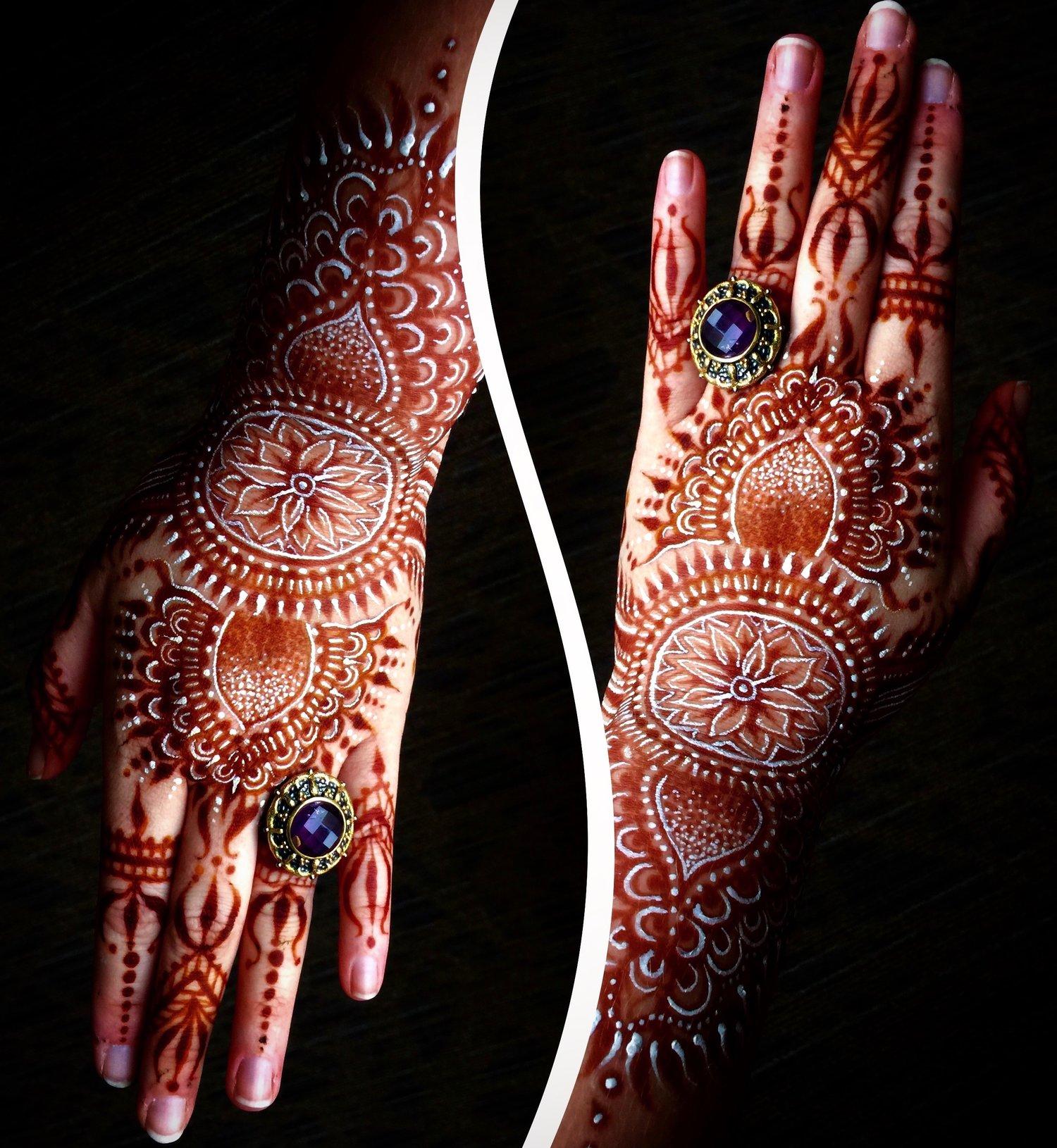 Common Henna Questions J U Henna Tattoo