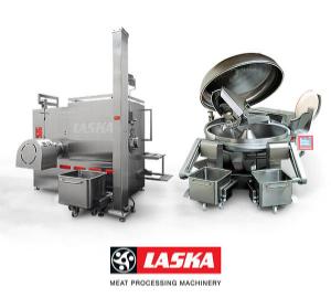 Laska: Grinders, Cutters, Mixers, Emulsifiers