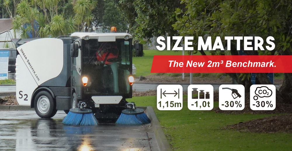 Get in Contact with us to arrange a Demonstration with the Urban S2 Sweeper