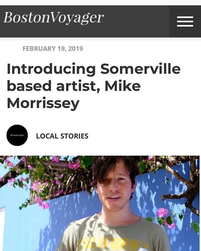 New interview with @bostonvoyager is now live. Check it out if you're interested in learning more about my story and what I'm up to, it's in the Thought-Provokers section under Cambridge & Somerville. . . . #diy #scene #somerville #cambridge #boston #bostonmusic #unsigned #unsignedartist #unsignedmusician #artist #musician #photographer #indie #indiemusic #independent #music #newmusic #indierock #folk #rock #rockandroll #newartist #interview #bostonvoyager #like #love #comment #follow #ordont