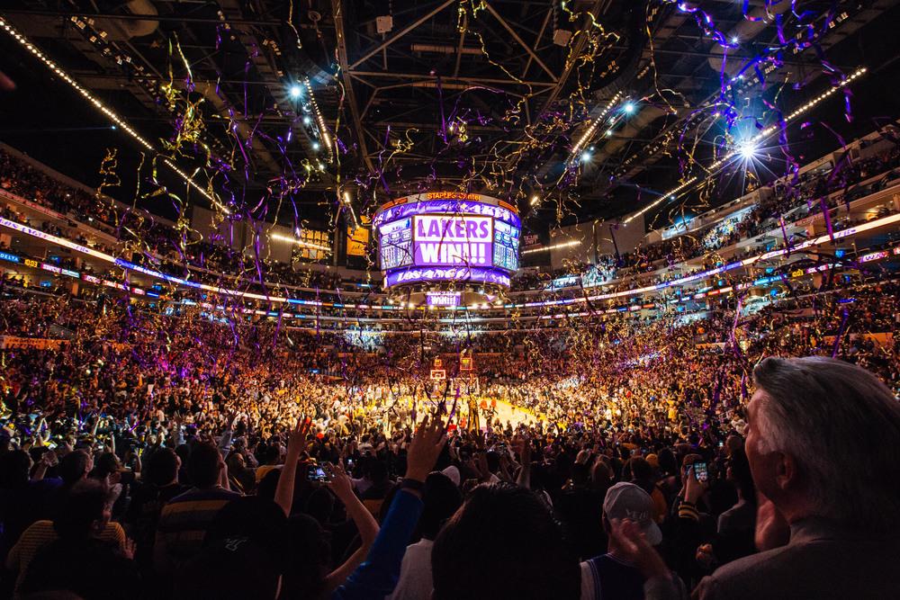 Lakers Win!!