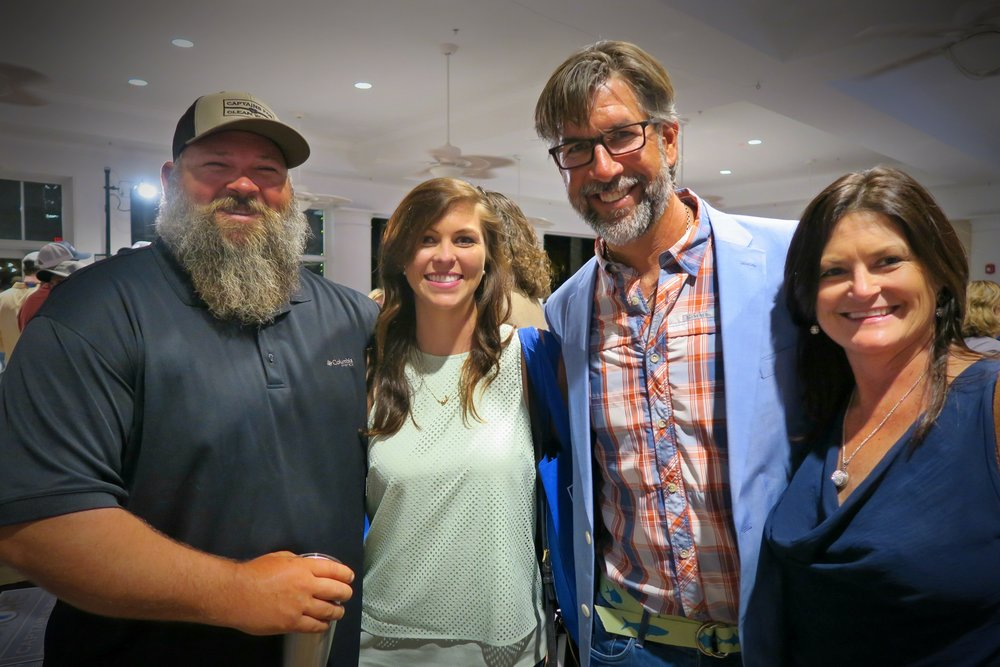 BEAR HOLEMAN, ME, C.A. RICHARDSON & COLINDA HELVESTON.