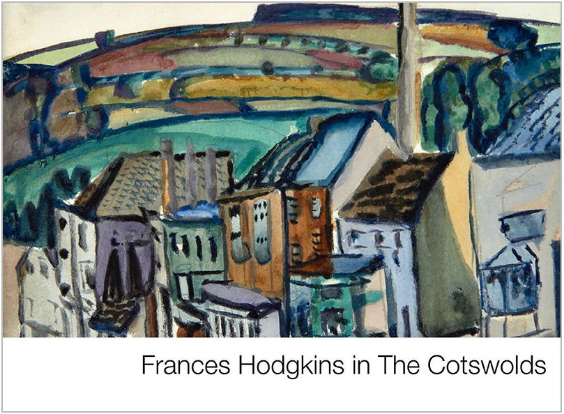 Frances Hodgkins in the Cotswolds