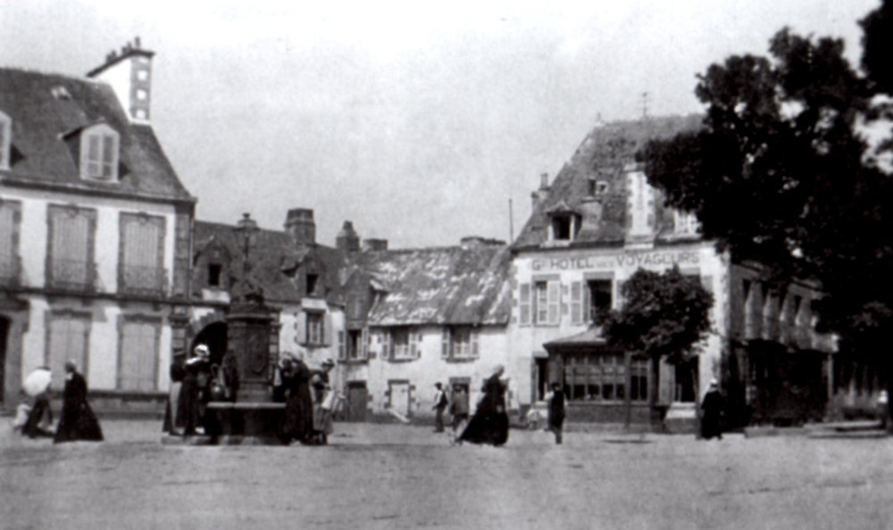 Hotel Voyageurs, Concarneau.1911.jpg