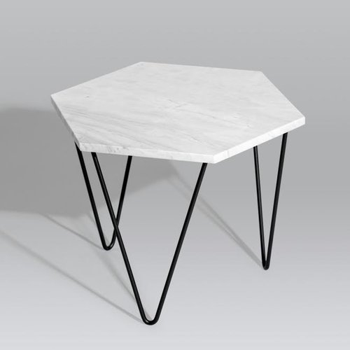 Products Snapdesignco - Hexagon marble coffee table