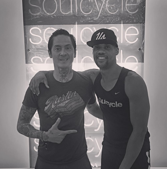String Soul Cycle NYC