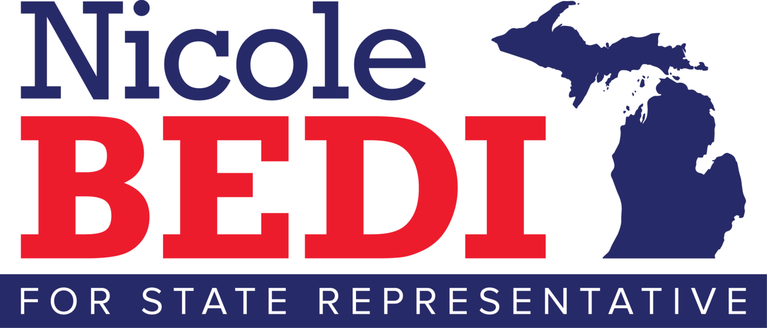 Nicole Bedi For State Representative