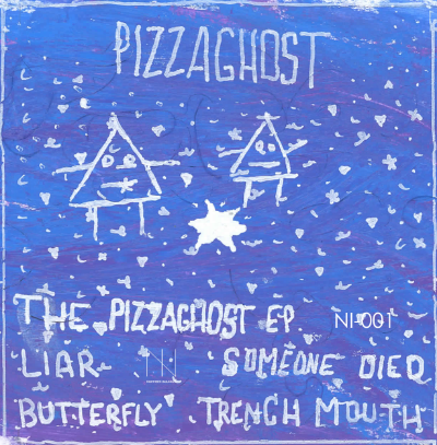 Pizzaghost was a unique blend of noise punk, garage, and stoner metal from Duluth, who always pushed a disorienting mess of improvisation in their live shows and recordings alike.