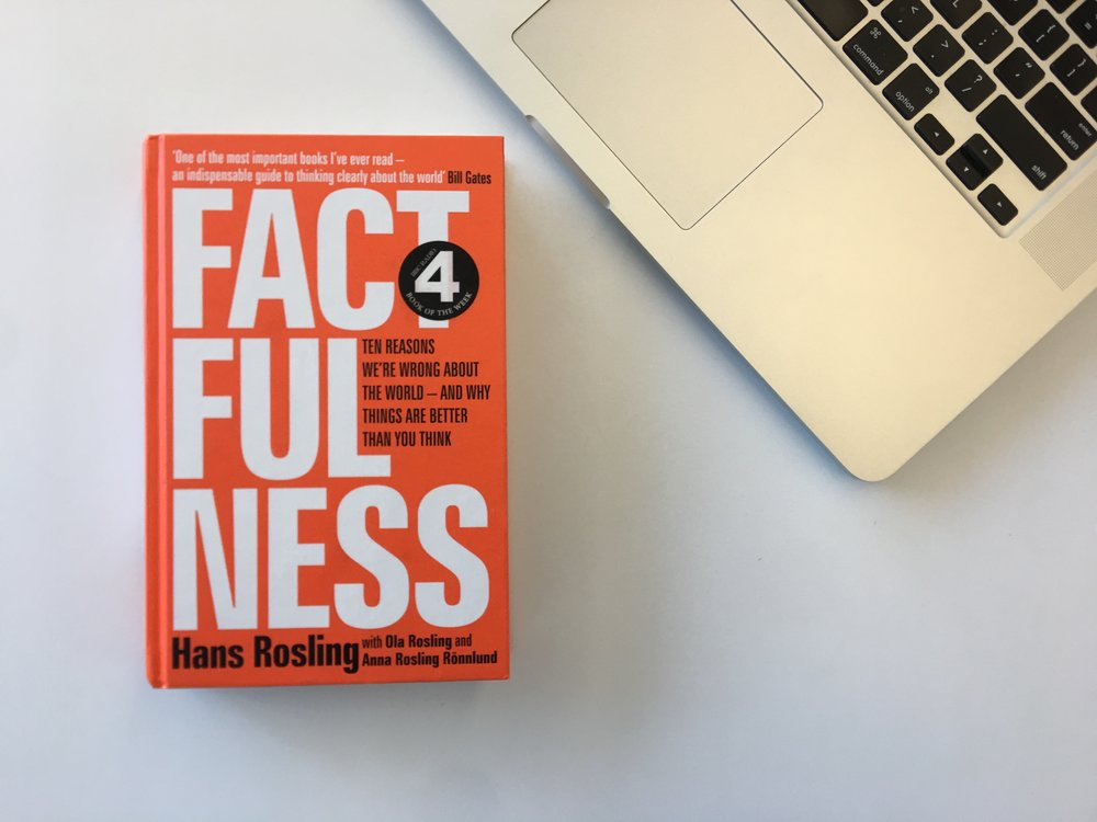 Factfulness by Hans Rosling