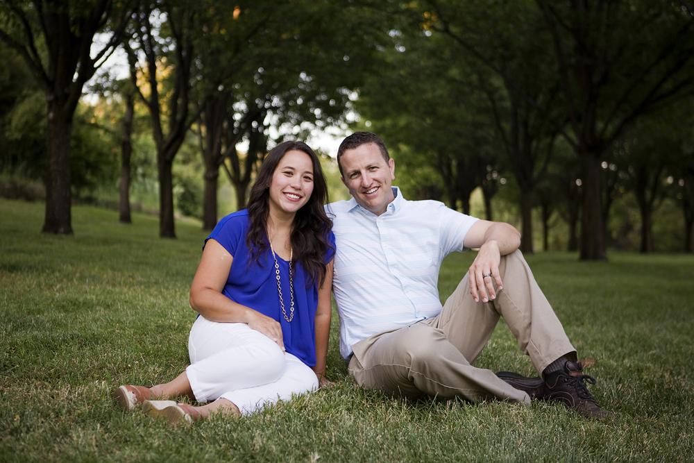 Couple, Roseville Family Photographer