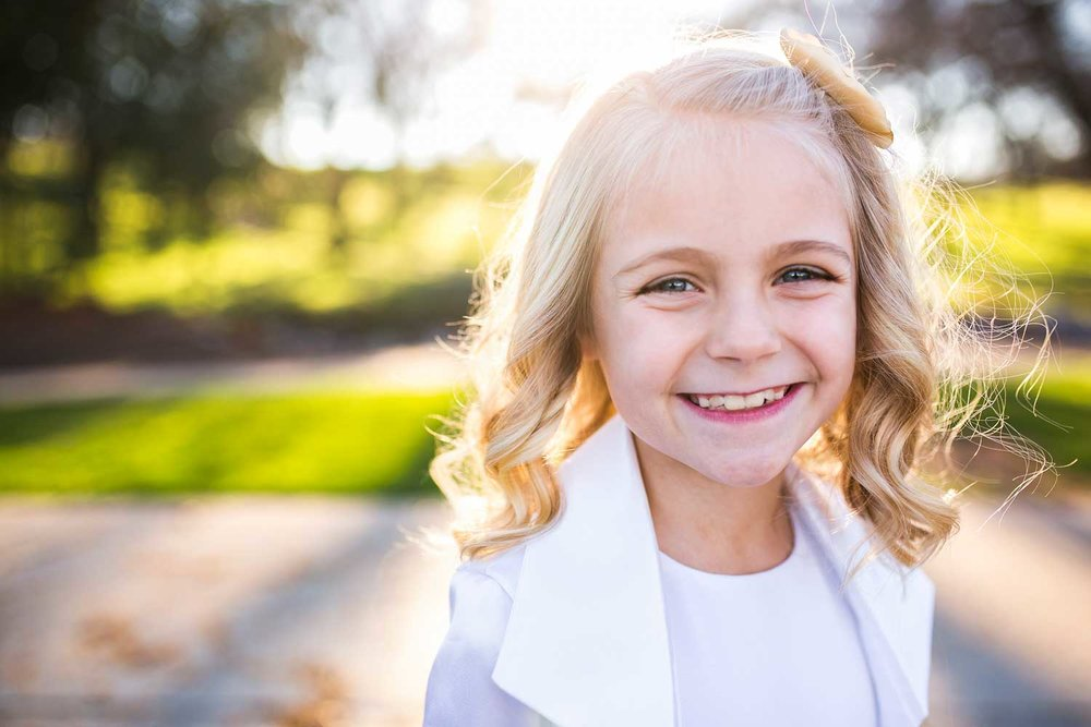 Girl in white dress, Amy Wright Photography, Roseville Family Photographer