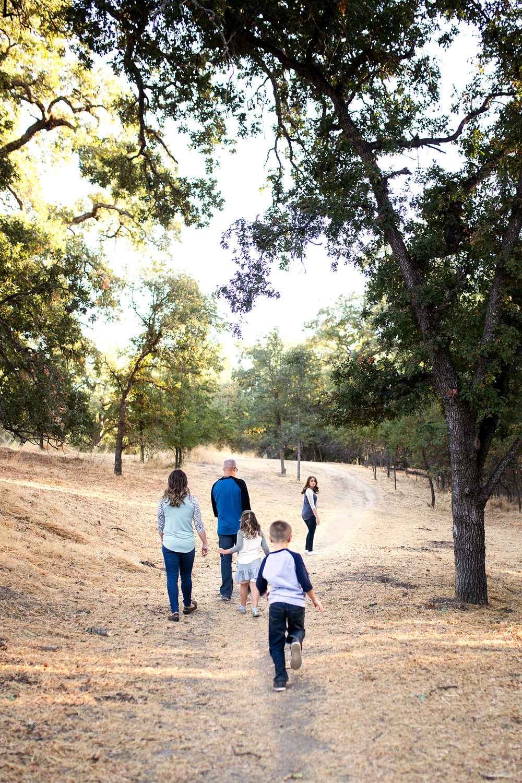 Family of Five, Rocklin California Family Photographer, Amy Wright Photography