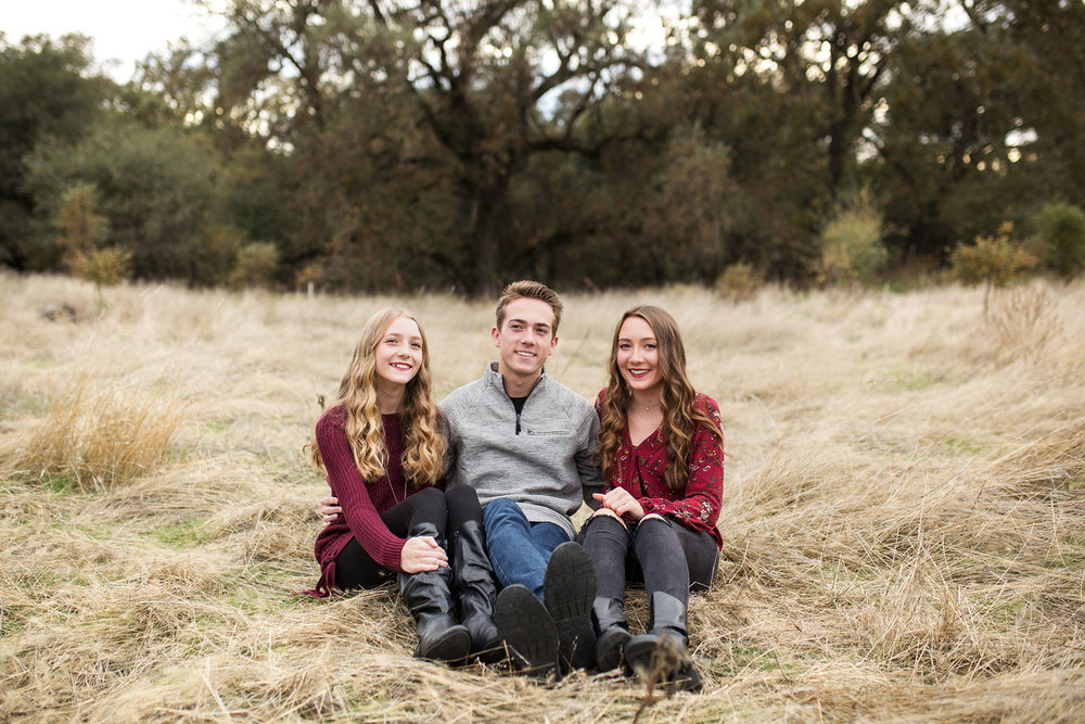 Teenage Siblings, Roseville Sacramento Northern California Family Photographer, Amy Wright Photography