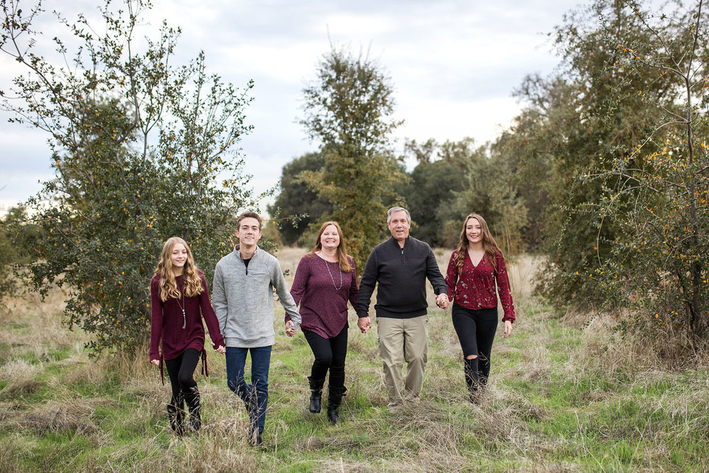 Family of Five, Roseville Sacramento Northern California Family Photographer, Amy Wright Photography
