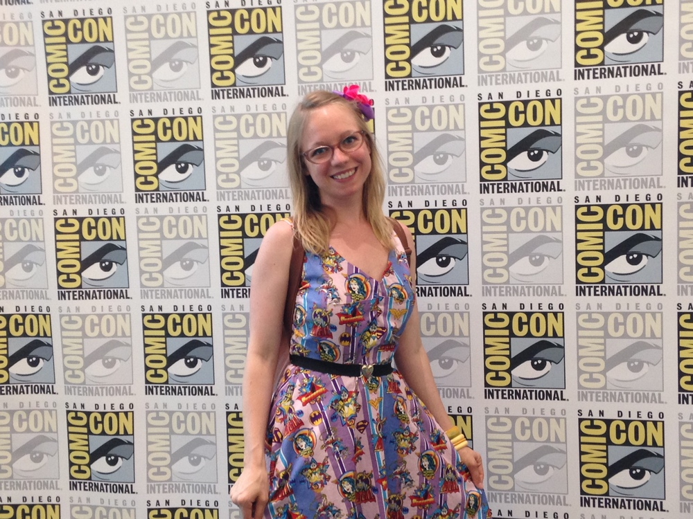 Comic-Con 2015 Photo by Jessica