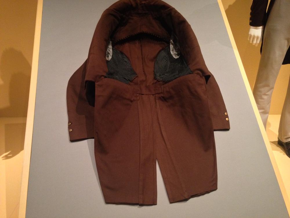 Tail coat c.1845