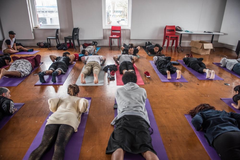 Yoga & Mindfulness with Nga Rangatahi Toa