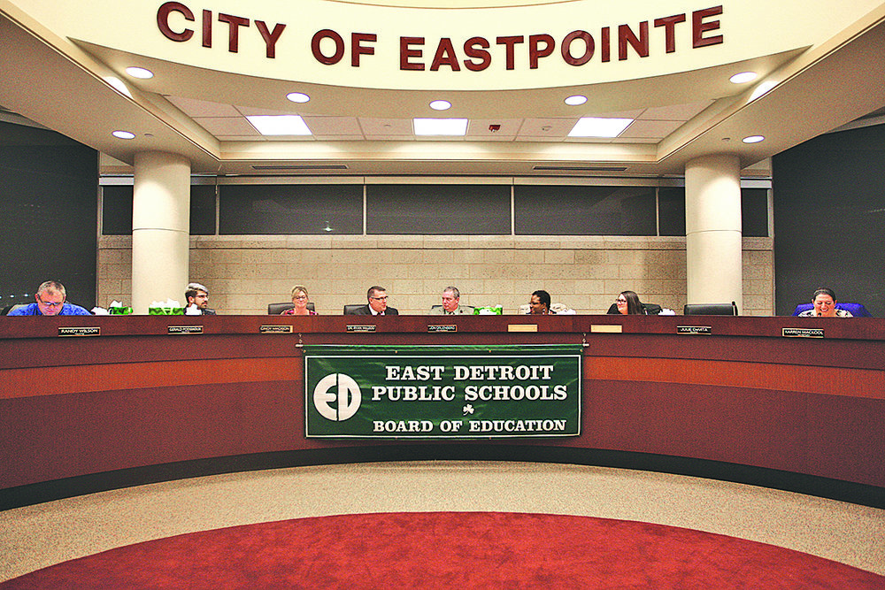 east detroit school board adds two new members bria brown live