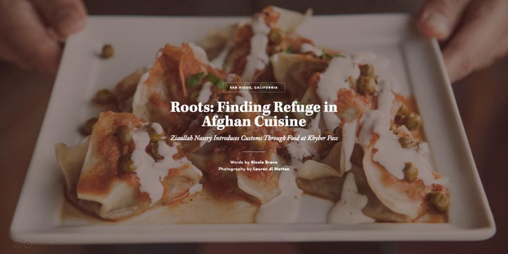 rootsAfghanCuisine