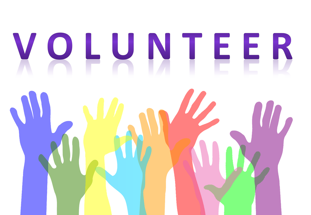 Volunteering takes the focus of your own worries, great for stress relief