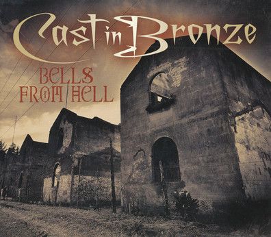"Bells From Hell     ""If Hell had a musician, you would be it."" -   Howard Stern  A compilation CD of the most haunting music recorded by Cast in Bronze since its beginning in 1991."