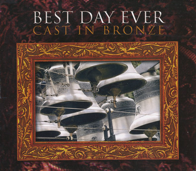 "Best Day Ever   This CD contains some of the best compositions written by the artist, along with the familiar ""Medley"" of ""Tubular Bells"" (the theme from the film, ""The Exorcist""), and ""Phantom of the Opera"". It ends with tribal drumming mixed with the carillon, something never before recorded."