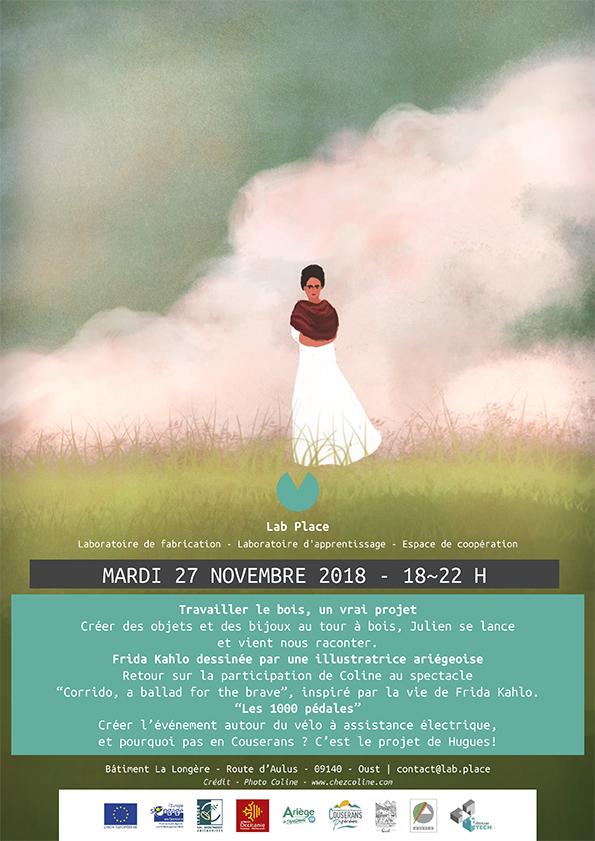FabLab-soirée-novembre Coline Brun-Naujalis