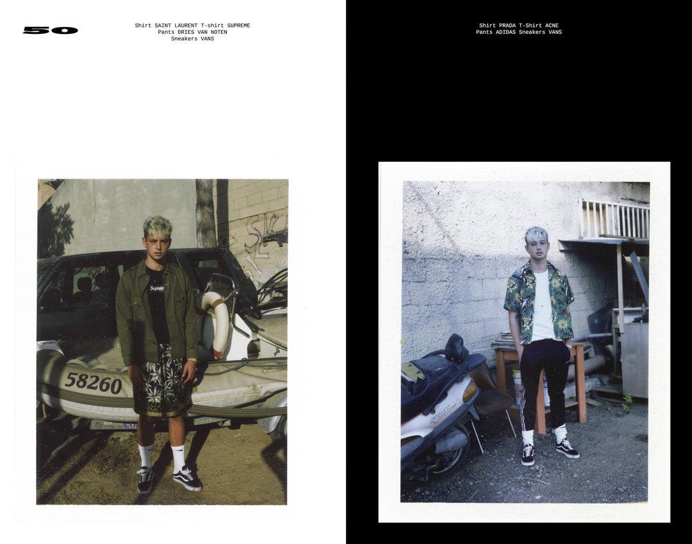 Under Pressure Magazine
