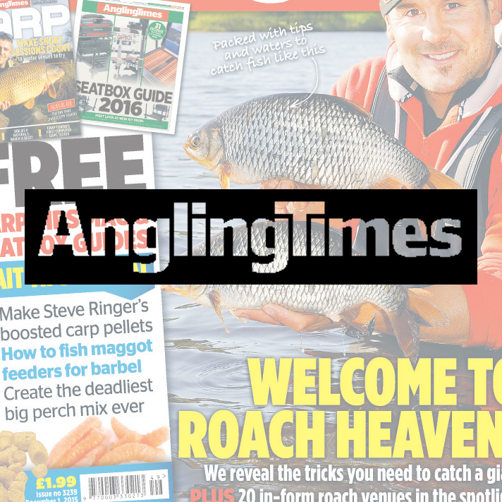 Angling Times magazine The UK's top weekly inside line on angling. Demographic: 40% ABC1 - 98% Male - Av. age 49
