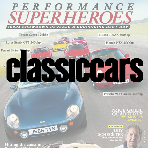 Classic Car magazine Britain's longest-established original and best classic car magazine goes back to the most interesting cars and people from the past. Demographic: 52% ABC1 - 91% Male - Av. age 54