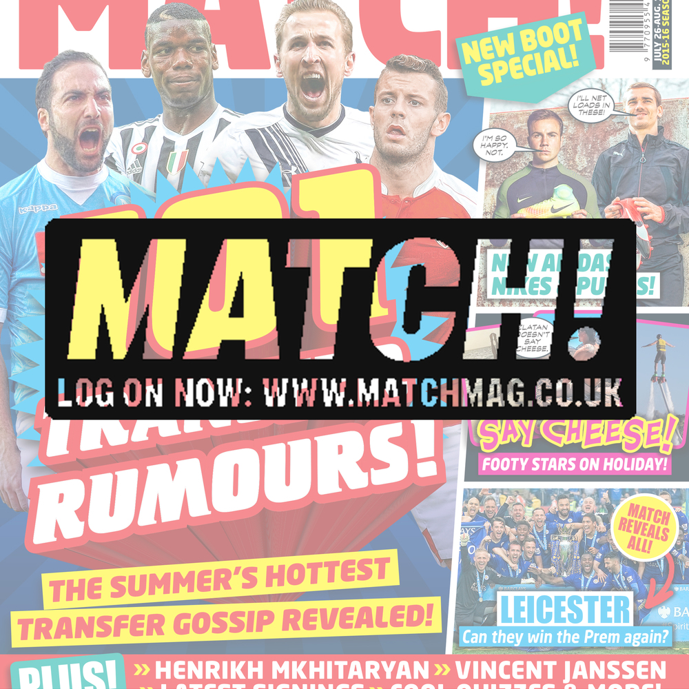 Number 1 magazine for the young football fanatic. Gives kids the complete rundown on the Premier League every week, plus information detailing the teams, scores and rating of every team in both Premier and National Leagues. Demographic: 52% ABC1 - 86% Male - Av. age 10