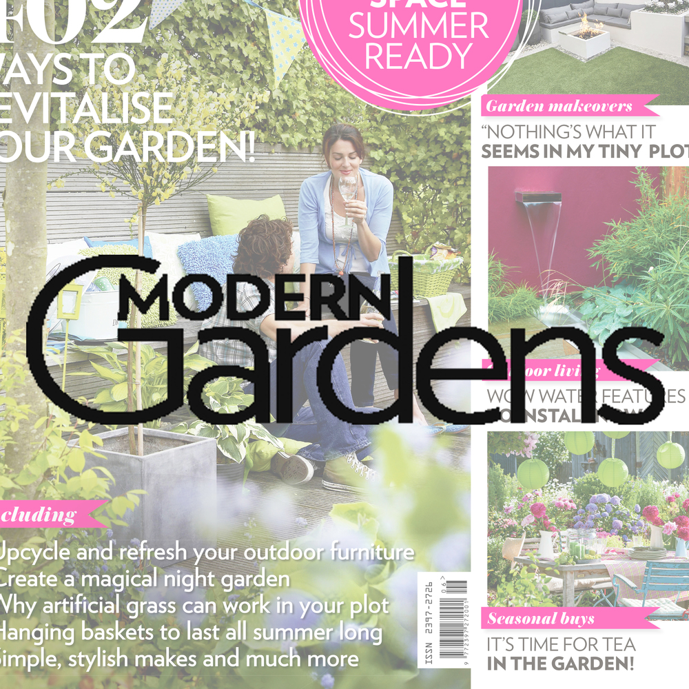 Inspiring garden ideas - no green fingers required! This new and innovative magazine inspires readers to transform their gardens with easy landscaping ideas and accessories. Aimed at those who want to relax in their garden with a glass of wine. Demographic: Stats are currently being researched