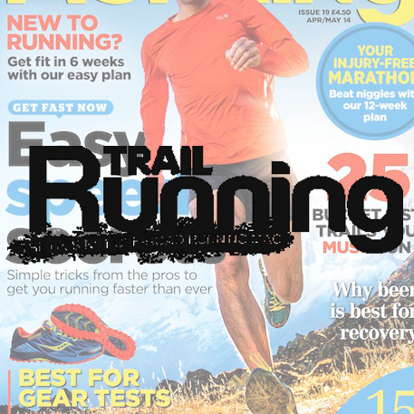 The UK's only magazine dedicated to off road running. Solely focused on off-road running this bi-monthly magazine will get you running in the fresh and gorgeous countryside in no time! Demographic: 81% ABC1 - 70% Male - Av. age 42
