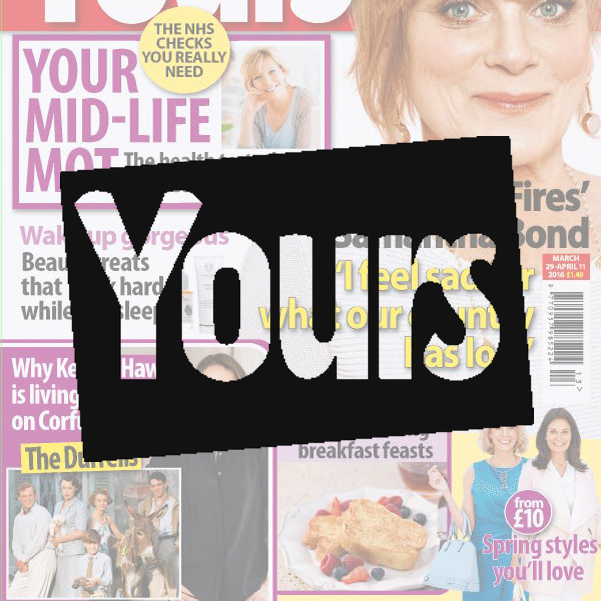 The read of your life every fortnight. The age friendly magazine that celebrates nostalgia and encourages women to make the most of all aspects of their life. Packed full of fascinating stories, news, celebrity interviews, puzzles, recipes and more. Demographic: 45% ABC1 - 93% Female - Av. age 68