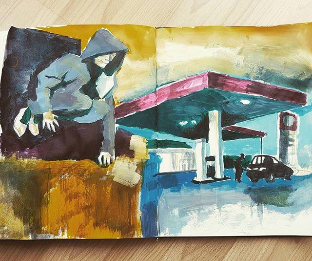 #artwork #artist #creative #urbanart #urbansketch #urbansketchers #sketchbook #myart #sketches #draws #doodle #doodler #painting #paint #paints