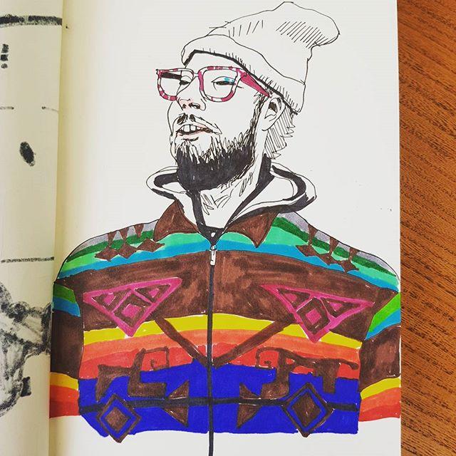 #artwork #artist #creative #urbanart #urbansketch #urbansketchers #sketchbook #myart #sketches #draws #doodle #doodler