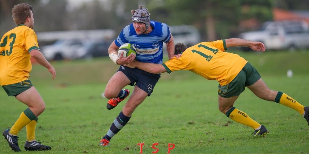 Cott Rugby V Soaks