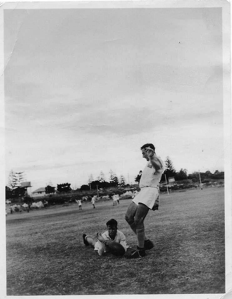 Cottesloe Rugby History