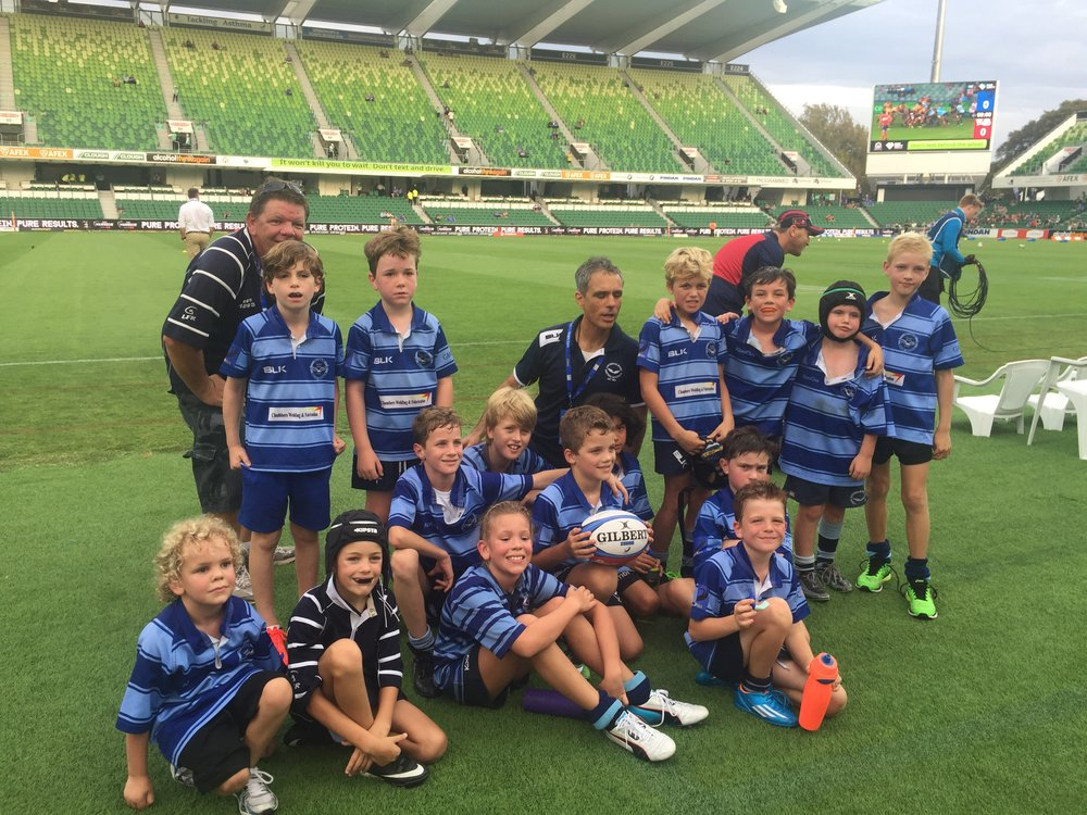 Cott Junior Rugby Club