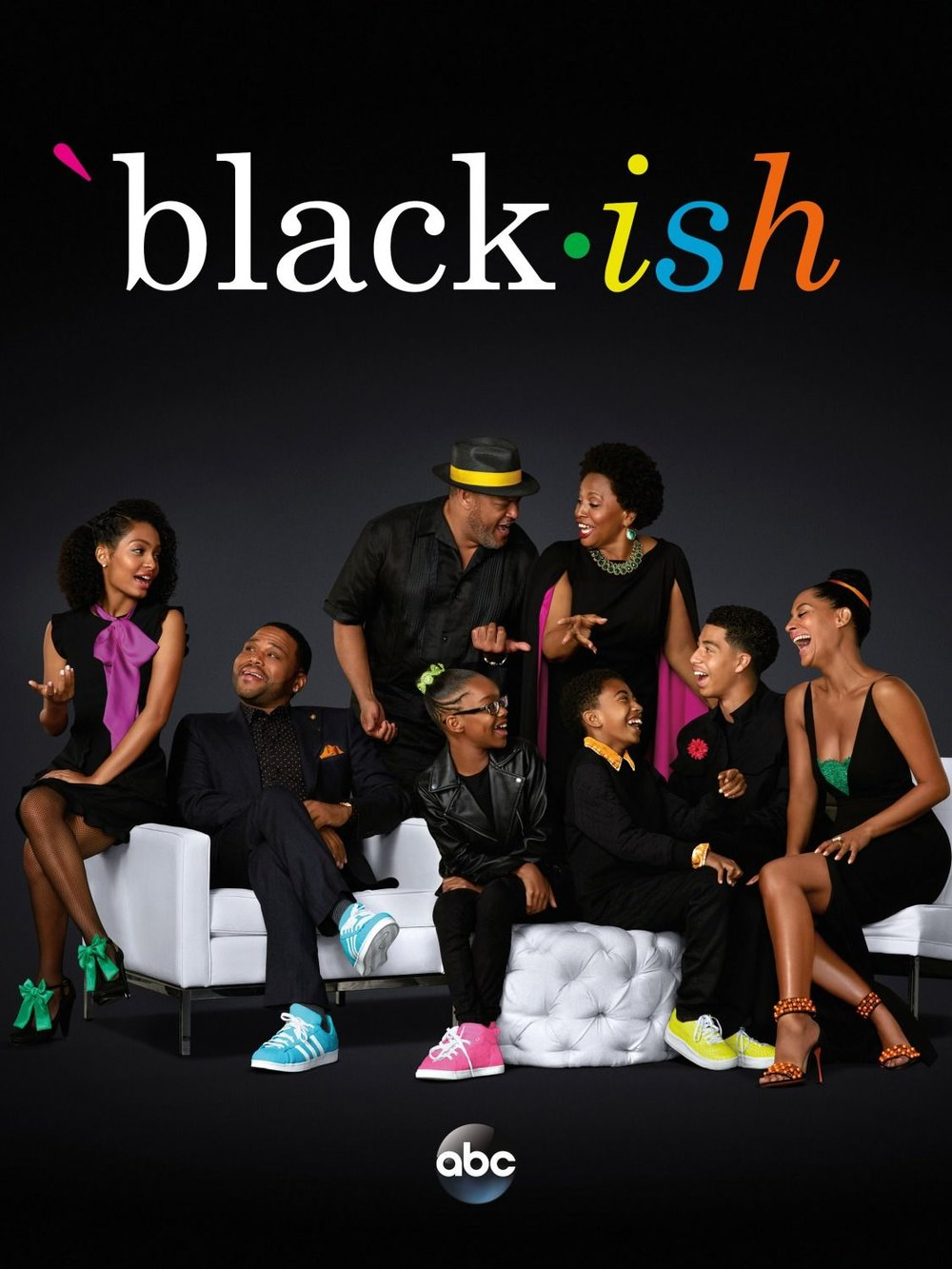 Black-ish  has been renewed for a fifth season…I really should watch it.