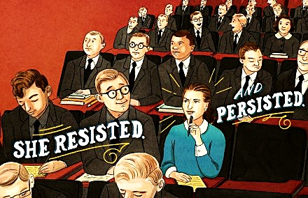 I Dissent: Ruth Bader Ginsburg Makes Her Mark , by Debbie Levy and Elizabeth Baddeley.
