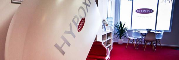 Hypoxi Randwick Studio.