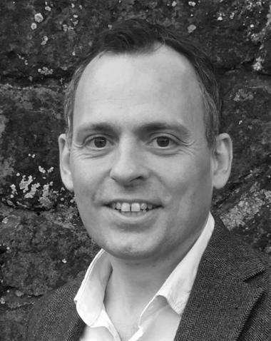 Andrew Dunn  Hambledon Treasurer
